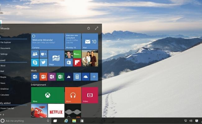 Windows 10 няма да бъде безплатен за всички в края на краищата